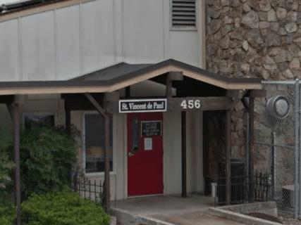 Eugene Service Station- St. Vincent de Paul