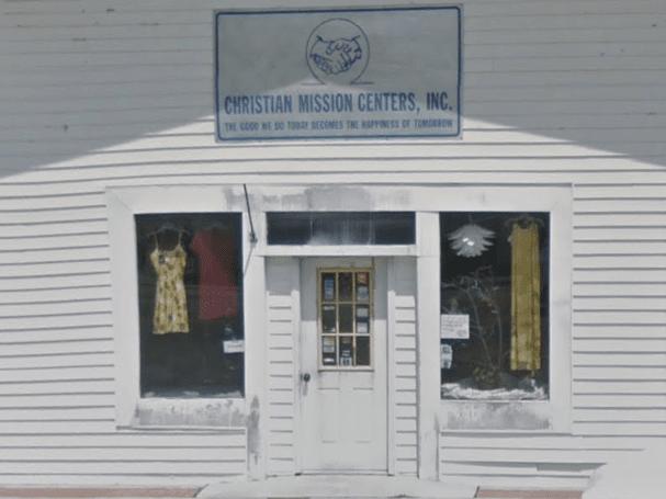 Christian Mission Bargain Center Shelter and Services Geneva