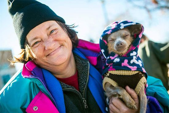 Pet Friendly Homeless Shelters