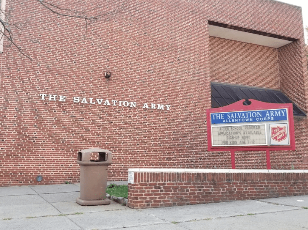 Salvation Army of Allentown