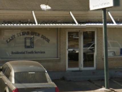 East Texas Open Door Youth Shelter
