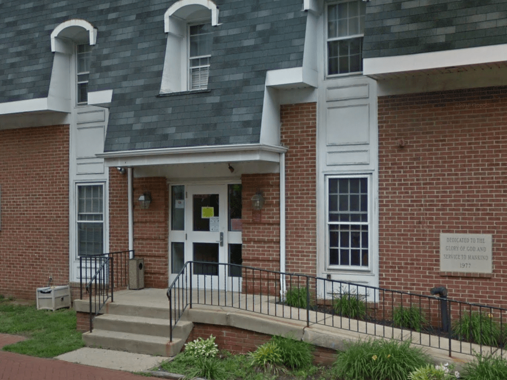 Salvation Army Shelter For Men