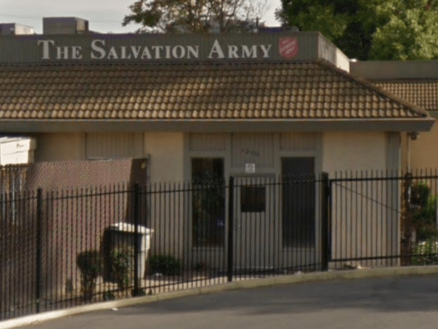 Salvation Army Shelter Emergency Lodge Sacramento